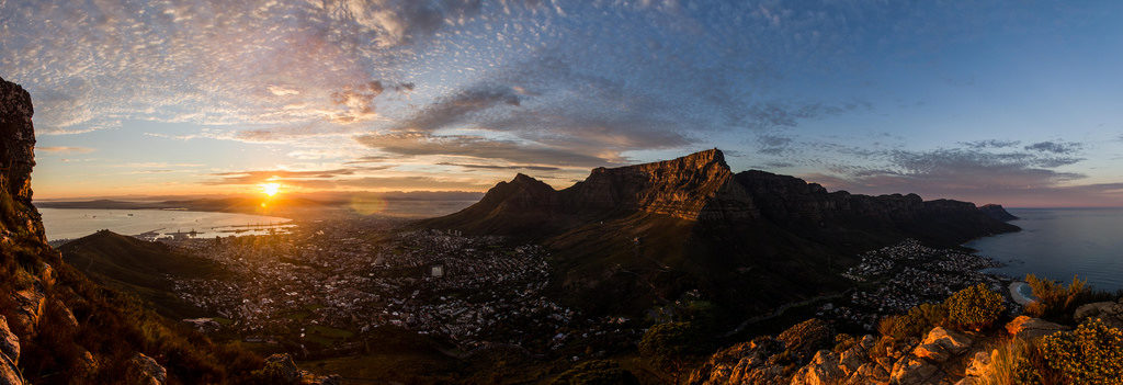Cape Town Sunrise